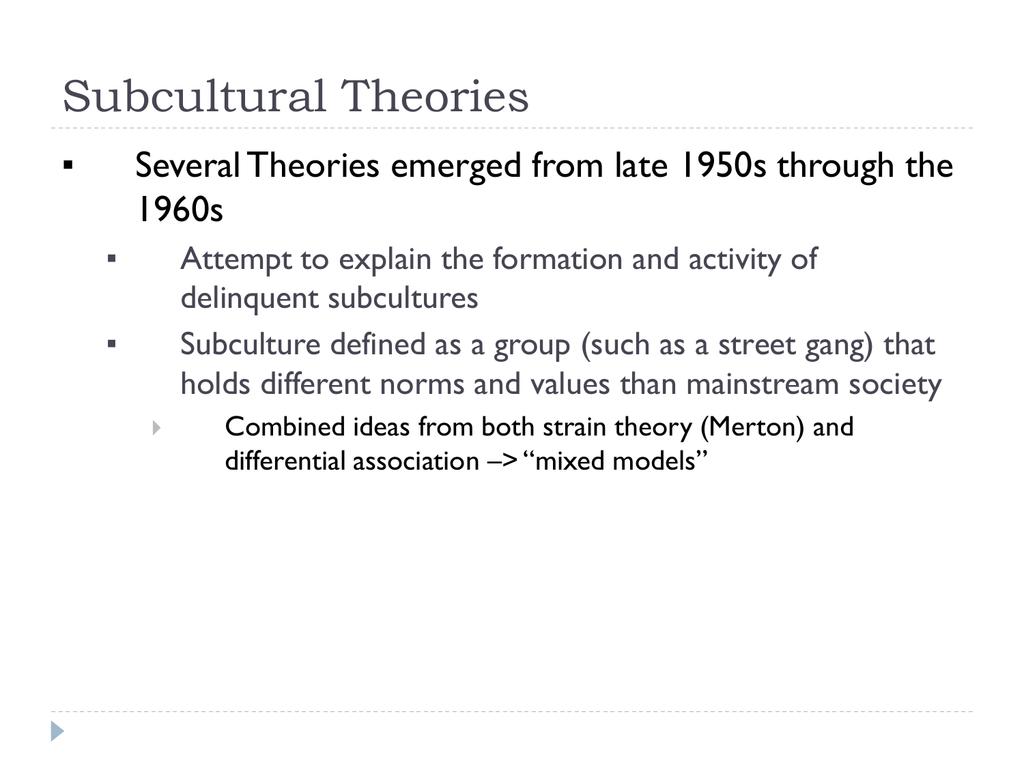define differential association