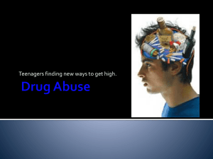 sro drug awareness powerpoint
