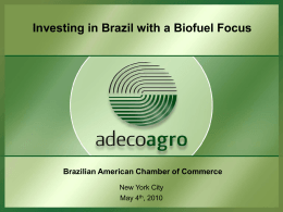 Natural conditions - Brazilian American Chamber of Commerce, Inc.