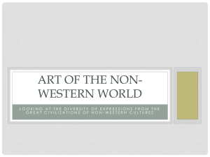 Art of the Non-Western World