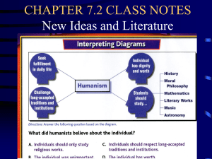 7.2 Chapter Lecture Notes