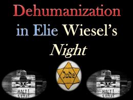 night by elie wiesel 6 essay