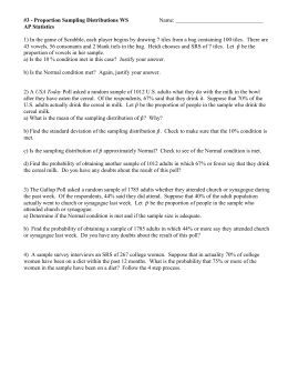 statistic chapter 2 sample question 2 statistics chapter ty1 ac qc ty2 fr larson texts,  must work with sample data in order to analyze populations, but occasionally it is possible.
