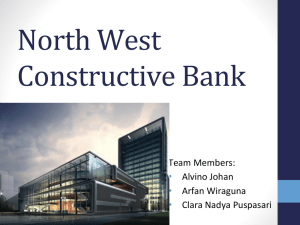 North West Constructive Bank