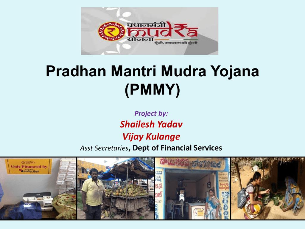 Image result for Pradhan Mantri MUDRA Yojana (PMMY)