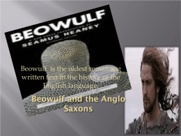 Beowulf writing assignment...HELP!?