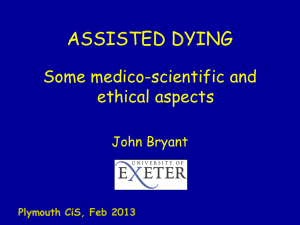 John Bryant's slides can be downloaded here