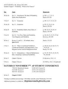 saturday november 7 th ap student conference