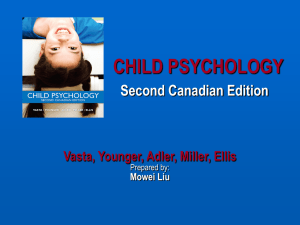 Child Psychology, Second Canadian Edition