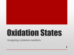 oxidation numbers worksheet. Black Bedroom Furniture Sets. Home Design Ideas