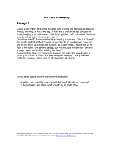 Passages for the Case of Brittany
