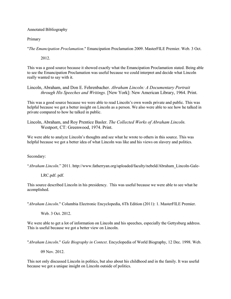 worksheet Emancipation Proclamation Worksheet file abraham lincolns effect on slavery the