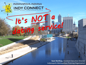 Indianapolis - Center for Transportation Excellence