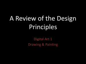The Principles of Design - Mayfield City School District