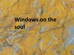 Windows-on-the-soul