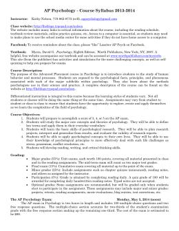 essay on folk psychology