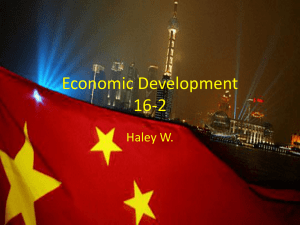 Economic Development 16-2