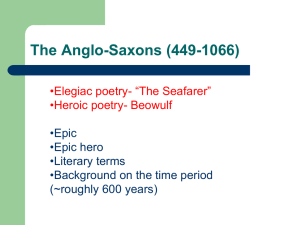 The Anglo-Saxon*s (449