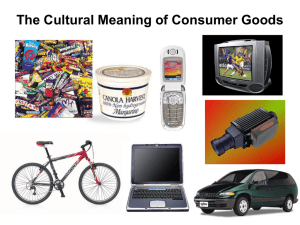 Cultual_meaning_of_consumer_goods