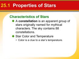 Astronomy Powerpoint