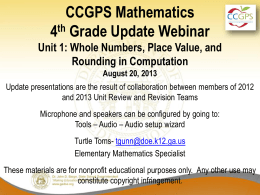 Aug20_Math4Unit1Update2 - Georgia Mathematics Educator