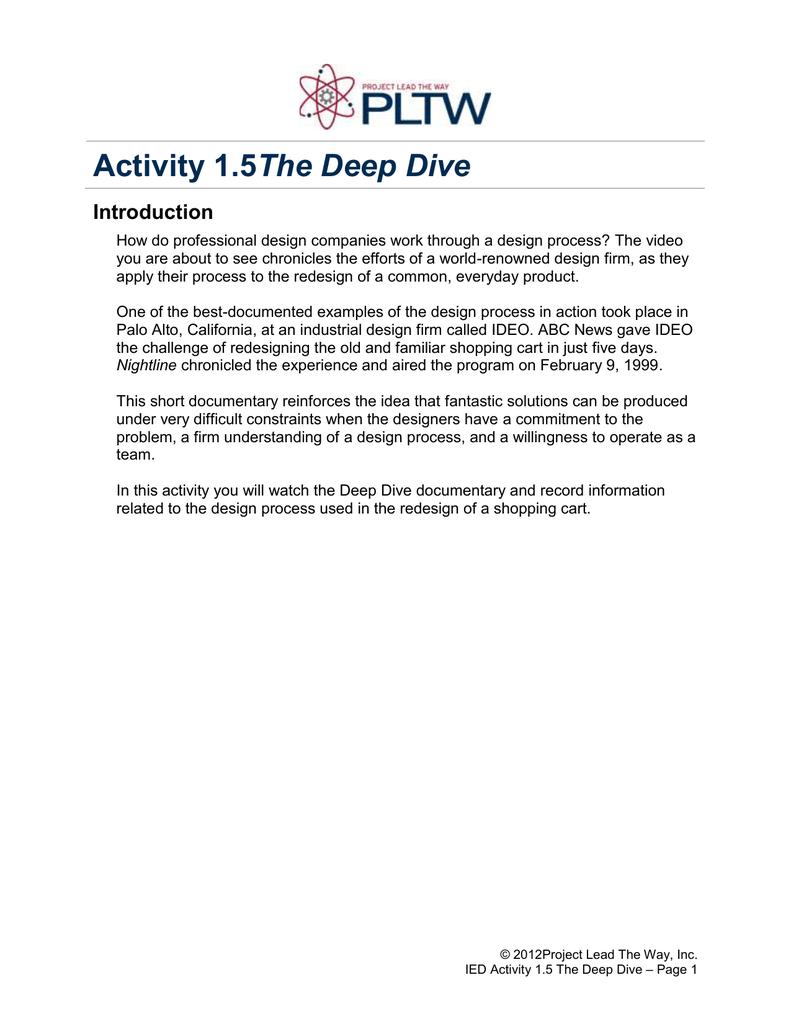 Deep Dive 1 5