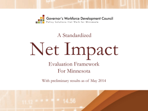 interpretation - Minnesota Governor's Workforce Development Council