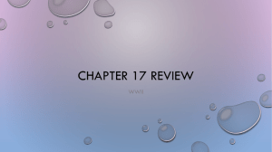 Chapter 17 test review