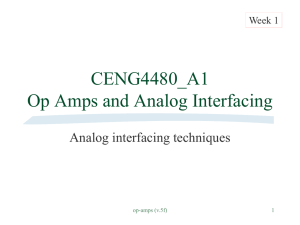 Computer interfacing Introduction