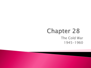 Click here for American History, Chapter 28, Section 1