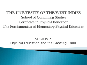File - Certainly Fundamental Physical Education