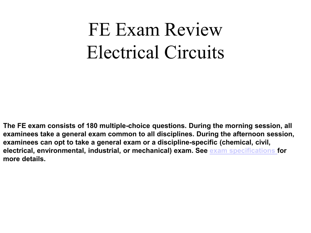 Fe Exam Review Electrical Circuits At An Example Of Inductorresistance Circuit Rl 009876233 1 28863fe2fd572dfe2469496ba7716f96