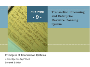 Purchasing transaction processing systems