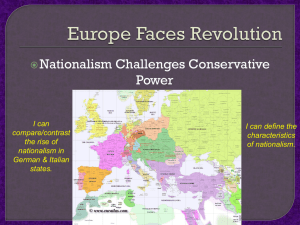 Obj 38 Eur Nationalism Ppt