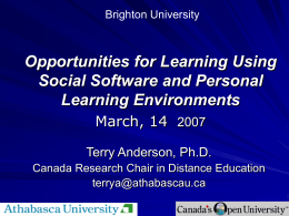 Beyond LMS to Personalized learning Systems