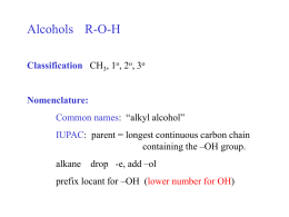 analysis of ketones aldehydes and alcohols essay Aromatic alcohols, aldehydes, and ketones with pmhs have  analysis of  recycled catalyst revealed that the pd particles had increased in size over  [19]  for a summary of the deuterium-labeling experiments, please.