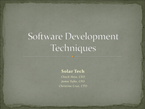 Software Development Final 3