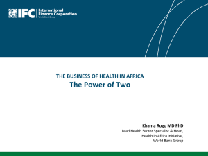 Investment Fund for Health in Africa