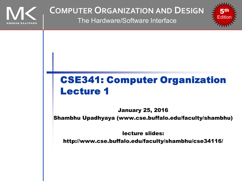 Ppt University At Buffalo Computer Science And Engineering