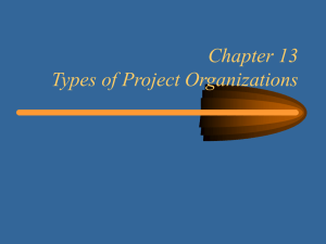 Chapter 1 Project Management Concepts