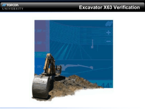 bYTEBoss Excavator X63 Verification