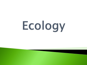 Sci10Ecology