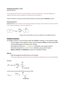 chem notes 2 - WilsonSCH4U-02-2012