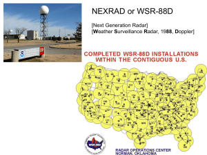 Introduction to Meteorological Radar