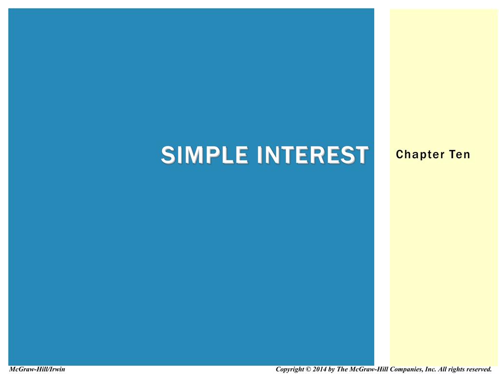 Maturity value calculator simple interest