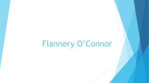 Flannery O'Connor Class Discussion [Autosaved]