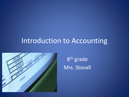 Introduction to Accounting PP