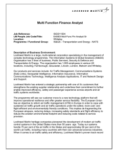 Multi Function Finance Analyst