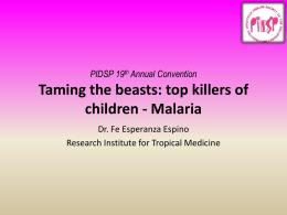 12Lec-Malaria