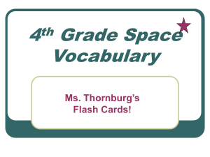 4thspaceflashcards - Fulton County Schools